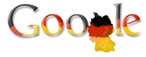 Google Logo Tag der Deutschen Einheit